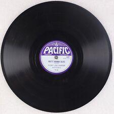 IVORY JOE HUNTER: Mean Mamma Blues USA Pacific 78 R&B Hear!