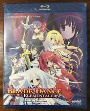 Blade Dance of the Elementalers Complete Collection (Blu-ray 2 Disc Set, 2016)