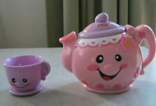 Fisher Price Laugh & Learn Replacement Teapot and Cup