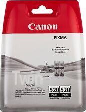 Canon Twinpack PGI-520BK 2 x schwarz 520-PGBK Dopplpack PIXMA Series IP3600 u.a.