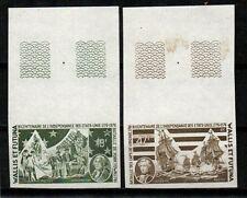 Wallis and Futuna Islands Scott 187-8 Mint NH imperf proofs