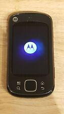 Motorola Cliq XT MB501 T-Mobile Black clean imei