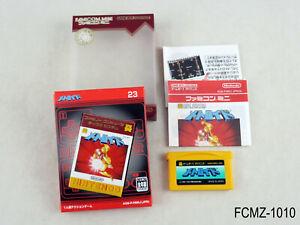 Famicom Mini Metroid Game Boy Advance Japanese Import GBA JP US Seller