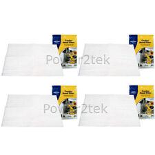 4 x FABER Cappa Estrattore sfiato filtro del grasso Indicatore Saturazione Nuovi