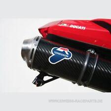 R&G Kennzeichenhalter Ducati 848 1098 1198 Models licence plate holder tail tidy