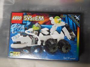 New Vintage Lego Exploriens 6854 Space Alien Fossilizer 1996 Sealed Excellent Bx