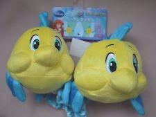 Disney Curtain Tassels Holders Little Mermaid Flounder