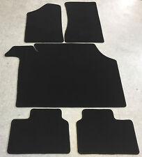 OPEL Ascona B 100/% vestibilità TAPPETINI AUTO tappeti Nero Argento Rosso Blu