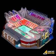 LIGHT MY BRICKS - LED Light kit for LEGO Old Trafford - Manchester United 10272