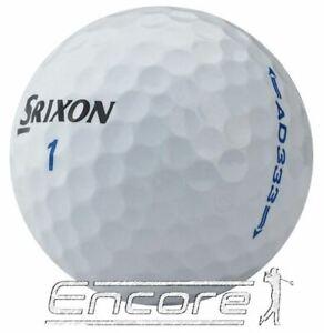 20 Srixon AD333 Golf Balls ALL A Grade
