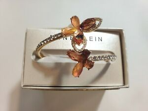 Anne Klein Bracelet Gold Tone New Over Stock With Gift Box