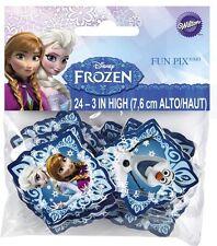 Home Bakeware Disney Frozen Princess Pix Cake Cupcake Decor Kids Party Anna Elsa