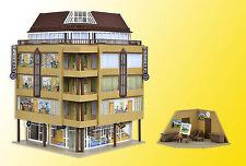 Vollmer 43800 H0 City-Eckhaus mit Dachatelier Bausatz Neuware