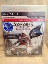 Assassins Creed IV (4): Black Flag - Target Edition Exclusive In-Game Items Q32
