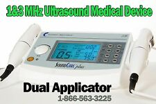 Current Solutions SoundCare Plus Professional Ultrasound with 2 heads
