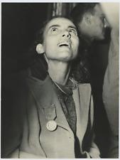 Roma 1950, alla federazione nationale volontari della liberta Vintage silver pri