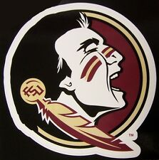 Window Bumper Sticker NCAA Florida State Seminoles NEW