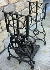 Antique Vintage Standard Treadle Sewing Machine Base Stand only