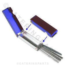 GAS JET CLEANER TOOL HANDY FILING UTILITY FOR BLOCKED JETS PILOTS BURNERS ETC