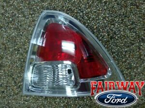 06 07 08 09 Fusion OEM Genuine Ford Parts RIGHT - Passenger Tail Lamp Light NEW