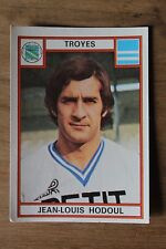 Vignette PANINI - FOOTBALL 76 - N°318 JEAN LOUIS HODOUL TROYES STICKER 1976