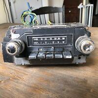 1974 1975 1976 1977 1978 - ORIGINAL Cadillac Delco AM/FM 8 track stereo radio