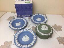 Green Boxed Wedgwood Porcelain & China