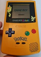 Nintendo Gameboy Color Pikachu Edition in gelb Pokemon