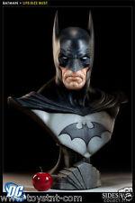 BATMAN LIFE SIZE BUST SIDESHOW COLLECTIBLES DC COMICS BUSTO