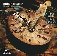 BRUCE FOXTON Smash The Clock 2016 13-trk CD album BRAND NEW The Jam