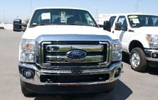 2014 Ford Super Duty F250/F350 - Removable Front License Plate Bracket