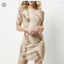River Island Sequin Dress Uk 8. New With Tags ! Party Dress