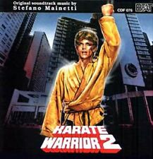 Stefano Mainetti: Karate Warrior 2  (New/Sealed CD)