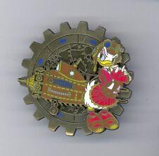Disney Mechanical Kingdom Steampunk Astro Oribtor Rocket Ship Daisy Duck LE Pin