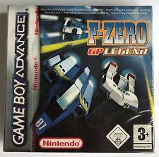 Gba F-Zero GP Legend (2004), Totalmente Nuevo Y Sellado De Fábrica