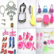 Shoes Hangers Toys Doll Mixed Accesories Gifts for Barbie Doll
