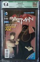 Batman #19 CGC 9.4 2027020008 sign Greg Capullo, Scott Snyder ONLY 1 ON CENSUS!!