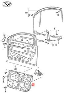Genuine VW Phaeton 3D1 3D2 3D3 3D4 Window Regulator Without Motor 3D1837462N