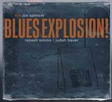 THE JON SPENCER  BLUES EXPLOSION  ORANGE CD F.C. SIGILLATO!!!