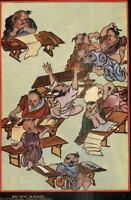 TUCK Oilette 2591 - Queer Things About Japan  Douglas Sladen Postcard #2