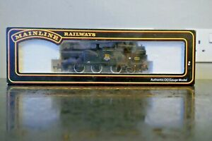 MAINLINE CLASS 6600 66XX TANK IN BR BLACK EARLY CREST SPARES OR REPAIRS