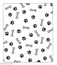 Artigianato troppo 12,5 CMX15.0 cm Goffratura cartella Bone & Paw Print ctfd4002