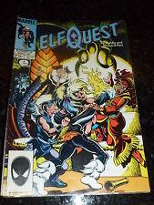ELFQUEST Comic - Vol 2 - No 20 - Date 03/1987 - Marvel Comic