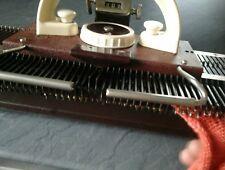 Strickmaschine Knittax, *super Anfängermaschine*, voll funktionsfähig, SERVICE!