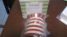1 Scentsy New In Box Candy Shoppe Full Size Warmer Retired Discontinued Rare