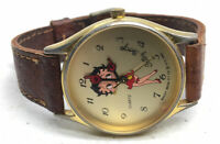 Vtg Vintage Bright Ideas Betty Boop Watch 1989