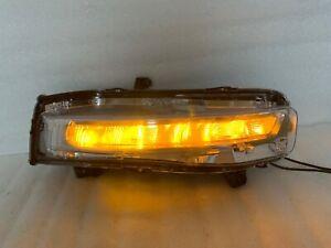 2018 2019 2020 Ford Mustang OEM Turn Signal Fog Light Running LED Left Driver
