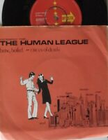 """HUMAN LEAGUE - Being Boiled ~ 7"""" Single PS"""