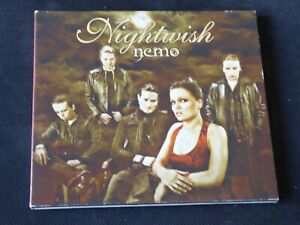 Nightwish - Nemo (CD 2004) ft. Members of Raskasta Joulua Tarot Tuska20