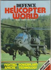 Defence Helicopter World Powerplant Technology June/July 1988 040420nonrh